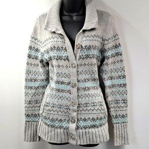 Gently Worn! Eddie Bauer Wool Sweater S